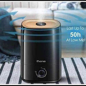 iTvanilla Cool Mist Humidifier